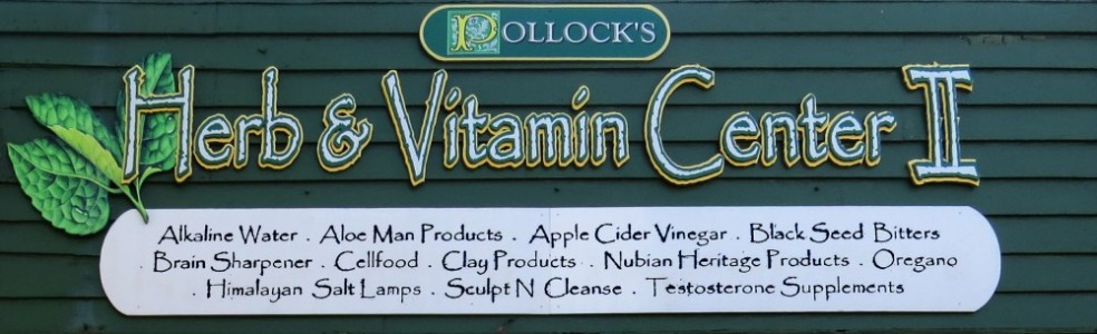 Pollock's Herb and Vitamin Center – Nature's Care Center