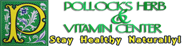 Pollock's Herb and Vitamin Center